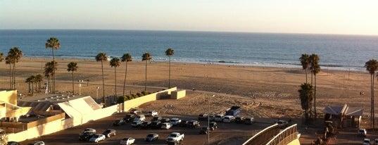 Montana Beach Stairs is one of Santa Monica.