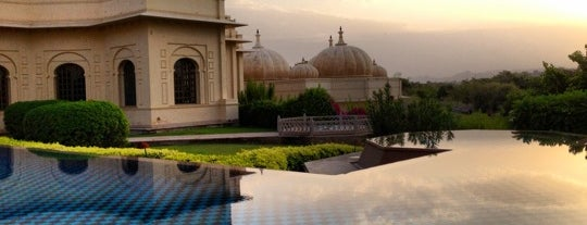 The Oberoi Udaivilas is one of #YOLO.