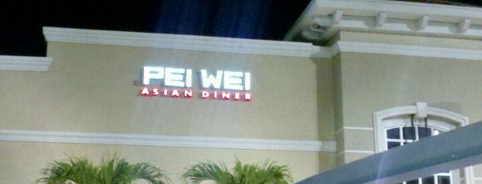 Pei Wei is one of Kathleen's Saved Places.