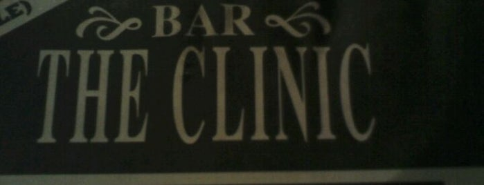 The Clinic is one of Pubs, Bares, Restaurant, Resto Bar y Discoteque..