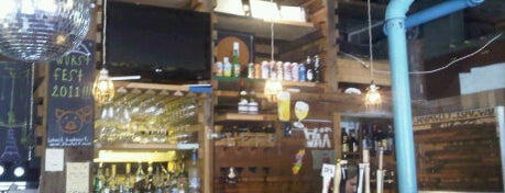 Building on Bond is one of Places to Enjoy a Tiger Beer!.