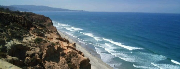 Torrey Pines State Natural Reserve is one of places to go.