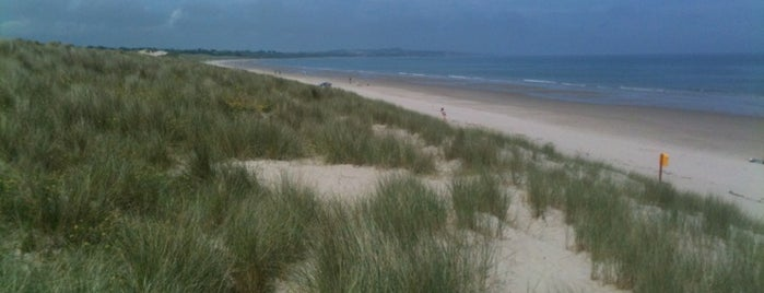 Curracloe Beach is one of Ireland.