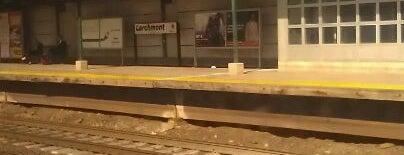 Metro North - Larchmont Train Station is one of Tempat yang Disukai Sofia.