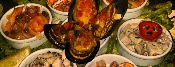 Aquí está Coco Restaurante is one of Food & Fun - Santiago de Chile.