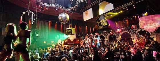 Mansion Nightclub is one of The Magic City Miami.