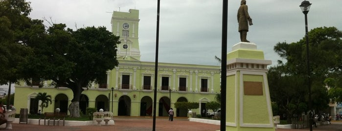 Parque de la Independencia is one of Elena 님이 좋아한 장소.
