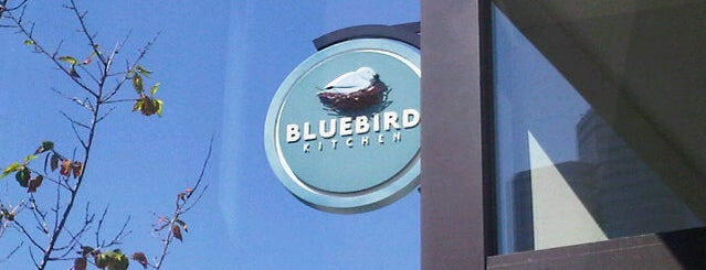 Bluebird Kitchen is one of Tempat yang Disimpan Julie.