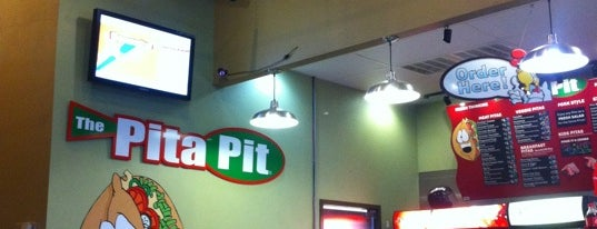 Pita Pit is one of Tampa.