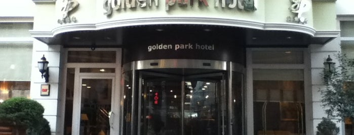 Golden Park Hotel is one of PinHanさんのお気に入りスポット.