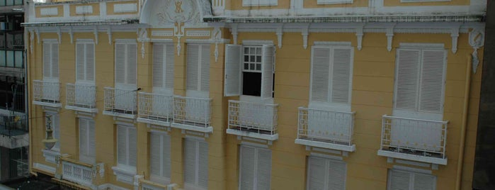 Hotel Joamar is one of Perto de Estações De Metrô.