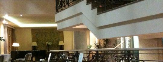 Gran Hotel Los Abetos is one of fav hotels.