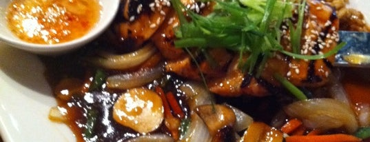 Stir Crazy Fresh Asian Grill is one of Where, When & Who List-1!.