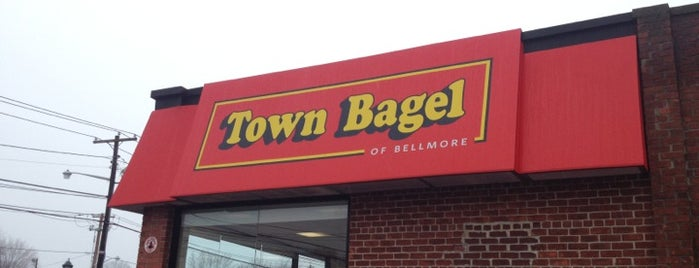 Town Bagel is one of More Places to Check Out on Long Island.