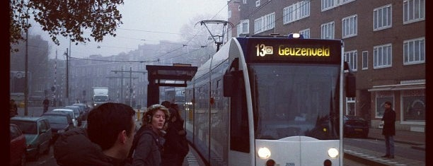 Tramhalte Willem de Zwijgerlaan is one of Alle tramhaltes van Amsterdam.