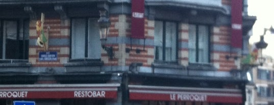Le Perroquet is one of Bruxelles.