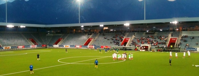 Arena Thun is one of Part 1~International Sporting Venues....