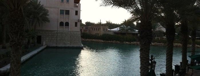 Souq Madinat Jumeirah is one of DUBAI.