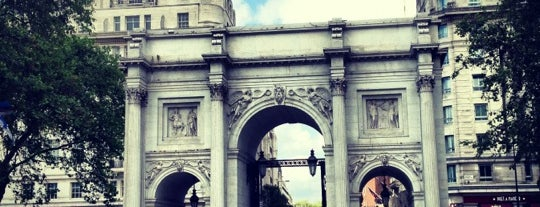 Marble Arch is one of Must Visit London.
