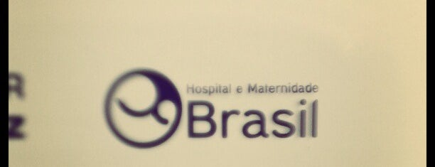 Hospital e Maternidade Brasil is one of Fernando: сохраненные места.