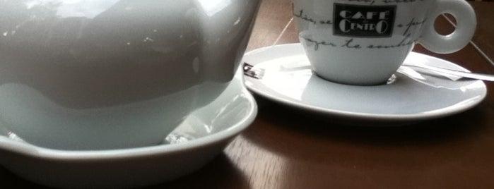 Café Paris is one of Coffee & Tea.