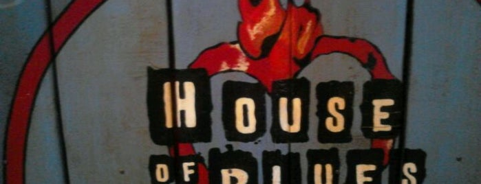House of Blues is one of Traveling Chicago.