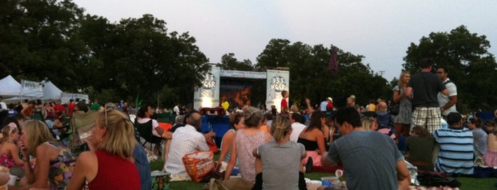Blues on the Green is one of Austin possibilities.