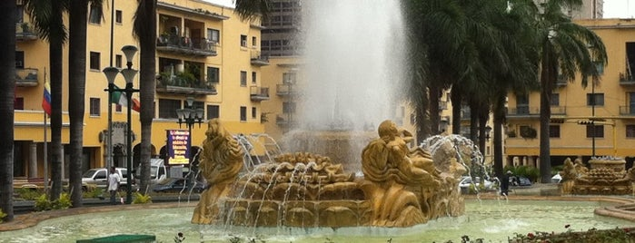 Plaza O'Leary is one of Explorando en: Caracas, Venezuela #4sqCities.