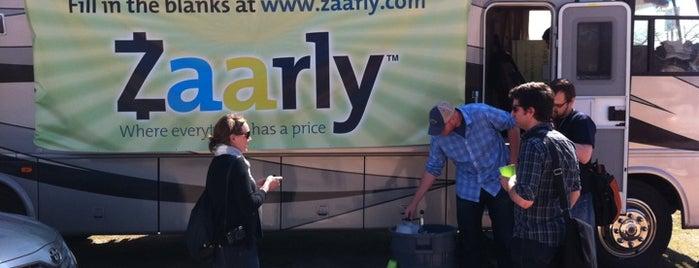 Zaarly Mobile HQ is one of Tempat yang Disimpan Jeff.