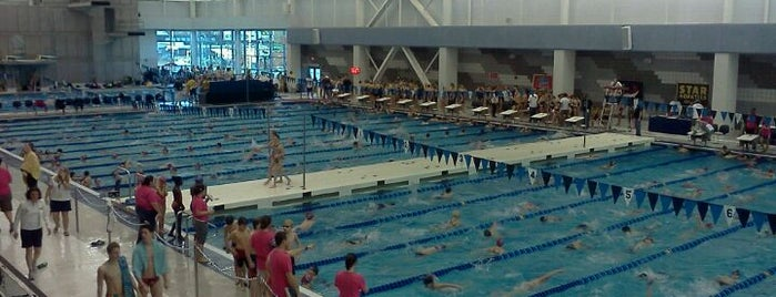Greensboro Aquatic Center is one of Greensboro, NC.