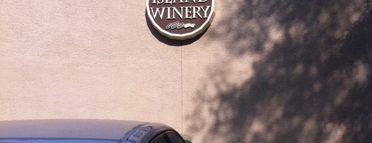 Island Winery is one of Best Places to Check out in United States Pt 1.