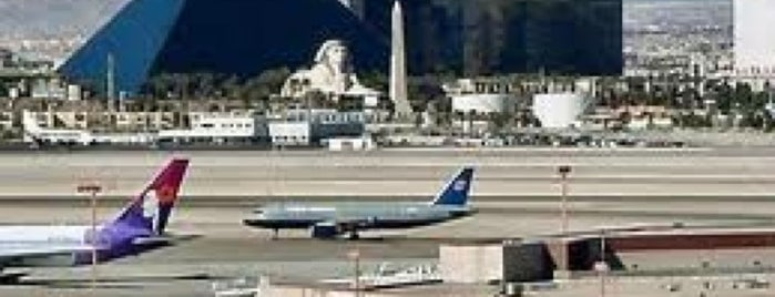 McCarran International Airport (LAS) is one of Airports around the World.