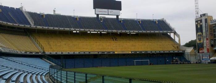 "Estadio Alberto J. Armando ""La Bombonera"" (Club Atlético Boca Juniors) is one of Buenos Aires Tour."
