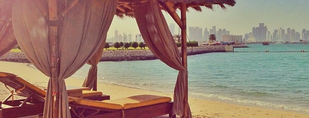 Sharq Village & Spa is one of Doha.