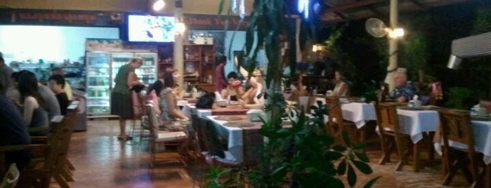 K-Siri Restaurant is one of Locais salvos de Z.D.A.