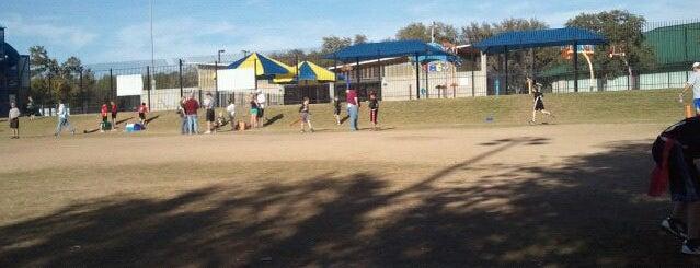 O. P. Schnabel Park is one of San Antonio - Get Full. Have Fun. #visitUS #4sq.