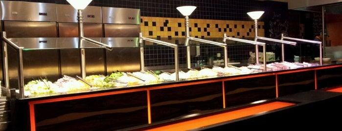 Mongo's Restaurant Hamburg is one of StorefrontSticker #4sqCities: Hamburg.