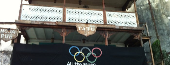 Tatu is one of Lugares favoritos de Kalle.