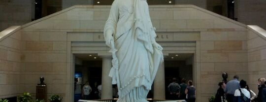 Emancipation Hall is one of Trip To Washington DC.