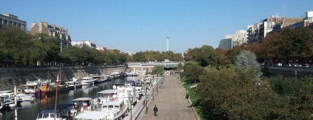 Port de l'Arsenal is one of Paris.