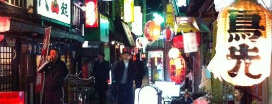 八起 is one of 池袋・板橋・赤羽・中野.