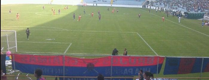 Estadio Monumental de Maturín is one of Estadios Primera División de Venezuela.