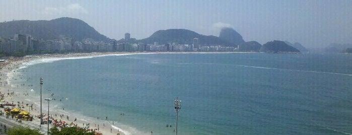 Posto 6 is one of The Beaches in Rio de Janeiro, Brazil.