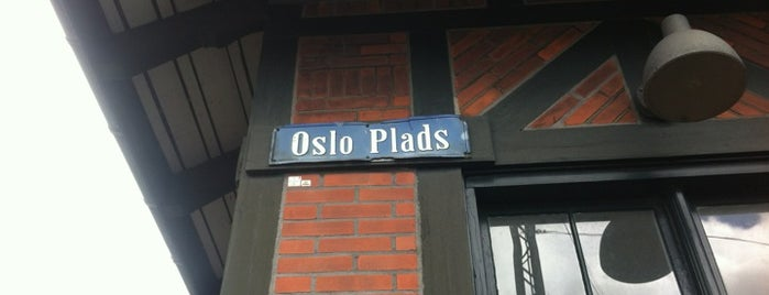 Oslo Plads is one of Plaza-sightseeing i København.