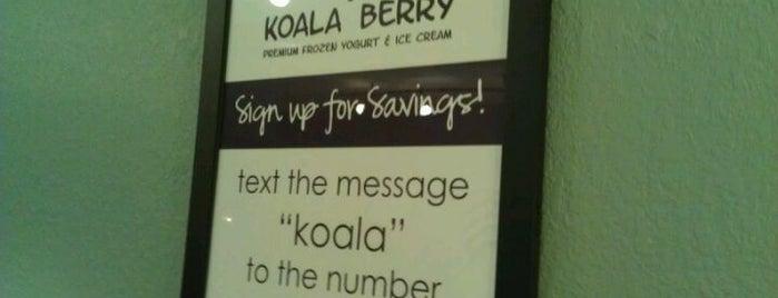 Koala Berry is one of La Voy's Favs.