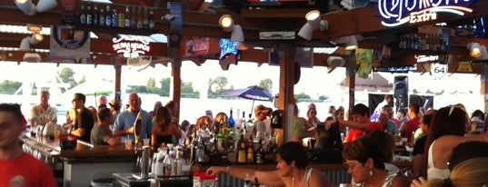 Jack Baker's Wharfside Restaurant is one of Foodie NJ Shore 1.