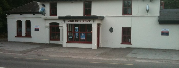 The Anglers Rest is one of Locais curtidos por Michelle.