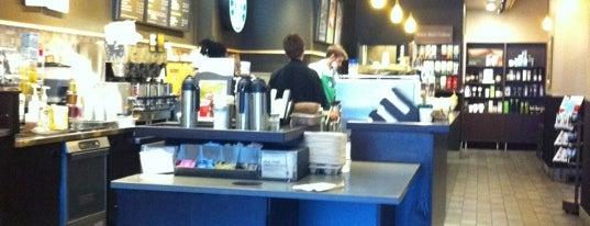 Starbucks is one of Pavlos list.