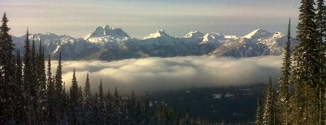 Revelstoke Mountain Resort is one of BC Ski Resorts.