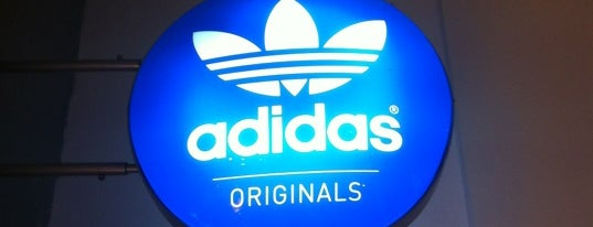 Adidas Original is one of Santiago.